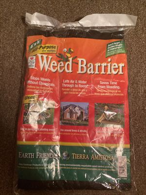 Weed Barrier for Sale in Los Angeles, CA