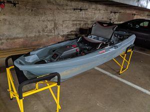 Jonny Bass 100 Boat Kayak hybrid for Sale in Alexandria, VA