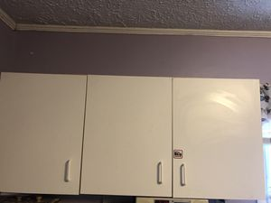 3 sets of Wall cabinets for Sale in Fairfax, VA