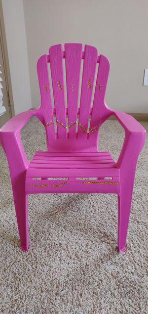 Kids plastic chair for Sale in Alpharetta, GA