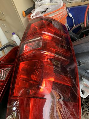2007 Chevy Tahoe tail lights for Sale in Balch Springs, TX