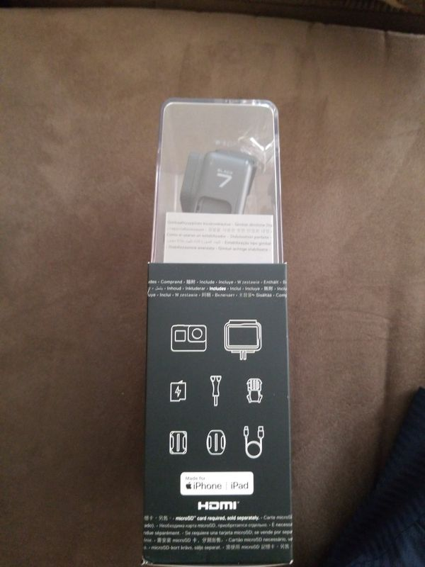 GoPro Hero 7Black Brand New