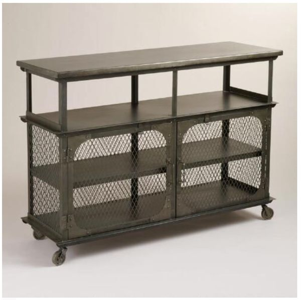Industrial Bar Console (World Market)