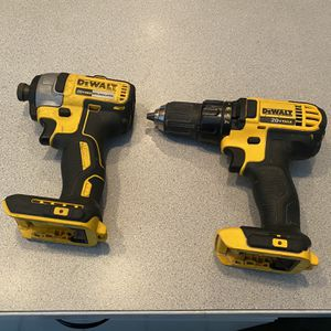 2 Tools 1 Brushless Impact And 1 2 Speeds Drill Driver for Sale in Lombard, IL