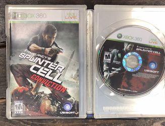 Splinter Cell Conviction Collectors Edition Xbox 360 for Sale in Pompano Beach, FL