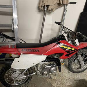 Honda Dirt Bike for Sale in Fontana, CA