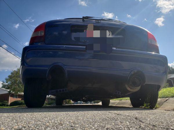 97 Honda Civic hatchback