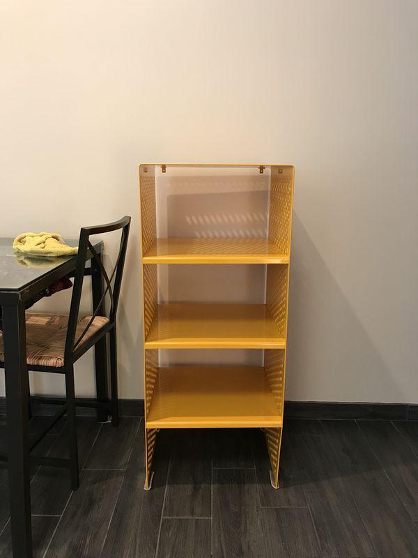 Nightstands // bookshelves // storage // Tolix
