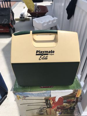 Playmate elite ice cube cooler for Sale in Malverne, NY