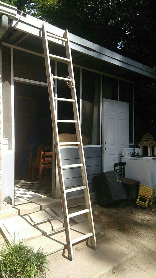 10ft Extension Ladder Attachment