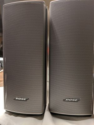 BOSE COMPANION 20 COMPUTER SPEAKER SYSTEM for Sale in Falls Church, VA