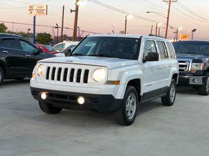 2014 Jeep Patriot 4X4 for Sale in Dallas, TX