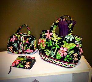 3pc. Vera Bradley Bag Set for Sale in Deer Park, IL