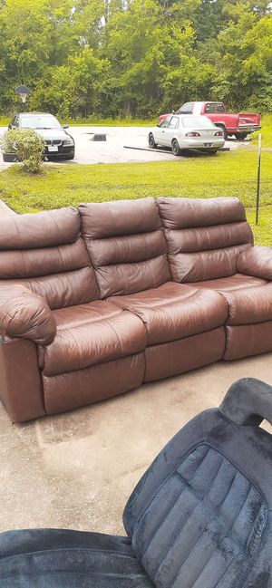 A free couch for Sale in Huffman, TX