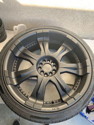 22 inch rims for Sale in San Bernardino, CA