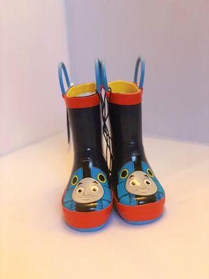 Thomas and friends kids waterproof rain boots for Sale in Pembroke Park, FL