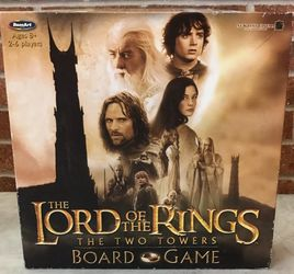 The Lord Of The Rings: The Two Towers Board Game for Sale in Rockville,  MD