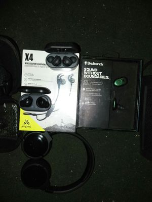 Various Bluetooth items for Sale in Visalia, CA