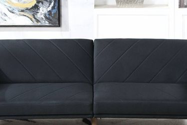 Black Mid-Century Modern Sleeper Sofa *BRAND NEW* for Sale in Columbia,  MD