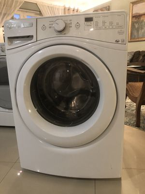Whirlpool Duet Washer and Dryer for Sale in VLG WELLINGTN, FL