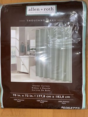 shower curtain for Sale in Killeen, TX