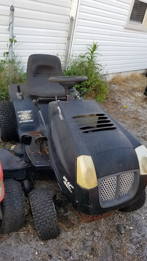 ((Selling parts ONLY))riding lawn mower for Sale in Lakeland, FL