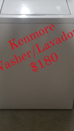 Lavadora washer Kenmore for Sale in Miami,  FL