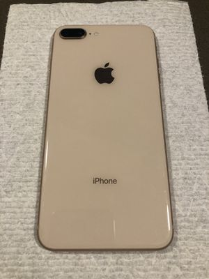 iPhone 8 Plus Gold 64GB Unlocked For All Carriers Excellent for Sale in Portland, OR