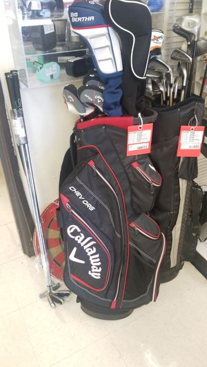Golf Clubs Callaway for Sale in Tampa, FL