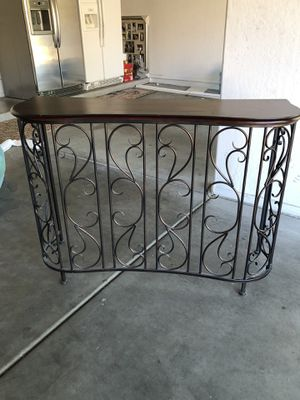 Console table for Sale in Cave Creek, AZ