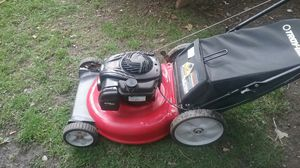 Troy-Bilt lawn mower 21 in 550 EX for Sale in Cleveland, OH