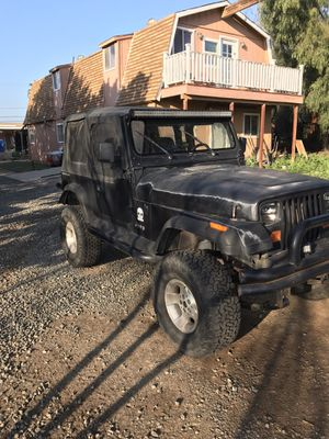 93 Jeep YJ for Sale in Riverside, CA