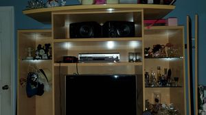 Entertainment center for Sale in HALNDLE BCH, FL