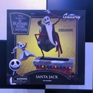 The Nightmare Before Christmas Jack Skellington Huge Resin Figurine Disney Disneyland NEW IN BOX Glow In The Dark for Sale in Moreno Valley, CA