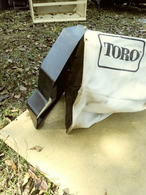 Bag for TORO for Sale in Evansville, IN