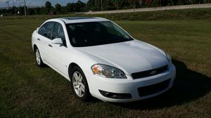 2007 Chevy impala LTZ (low miles) for Sale in Gibsonton, FL