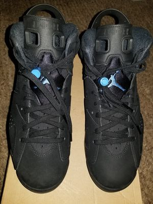 Size 9.5  UNC Jordan retro 6 9/10 condition serious buyers only please and thanks for Sale in Everett, WA