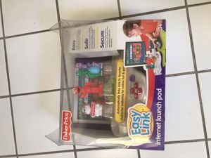 Fisher price internet launch pad online fun and games for Sale in Las Vegas, NV