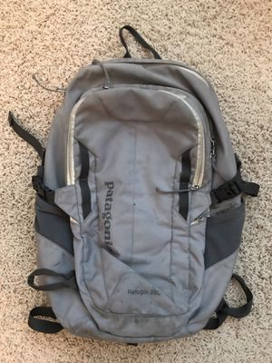 Patagonia Backpack - Grey, Refugio, 28L for Sale in Granite Bay, CA