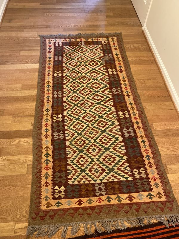 Afghani Carpet