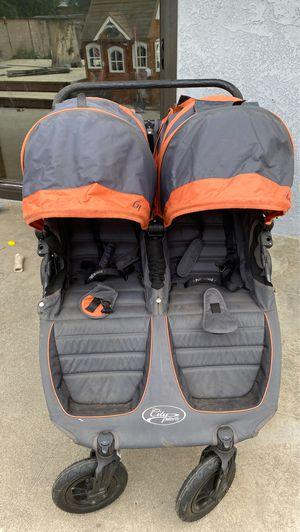 Citi Mini Gt Twin Double Stroller for Sale in Los Angeles, CA