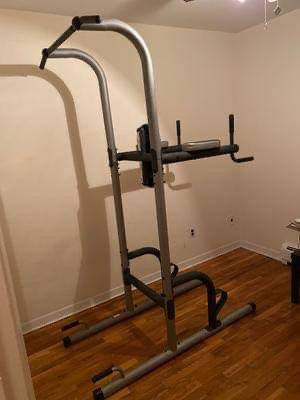 🎁Brand New in Box💪🏼 Power Tower🏋️♂️❤️ for Sale in Stockton, CA