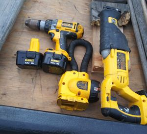 DeWalt Power Tools for Sale in Grover Beach, CA
