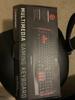 Multimedia gaming keyboard ⌨️ DEAL ‼️ for Sale in Sacramento, CA