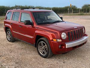 2008 Jeep Patriot Limited for Sale in San Antonio, TX