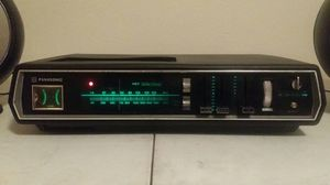 Vintage 1970 Panasonic RS 2525 stereo receiver with speakers for Sale in Fresno, CA