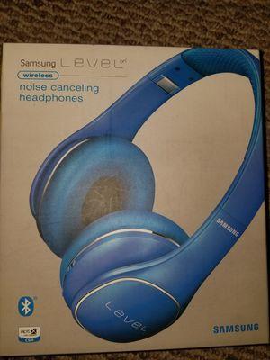 Samsung Level On Wireless Bluetooth headphones for Sale in Gilbert, AZ