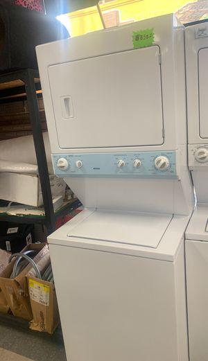 Kenmore washer & dryer stackable for Sale in Elkridge, MD