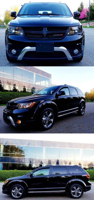 2018 Dodge Journey Crossroad Plus AWD low miles for Sale in Fair Lawn, NJ