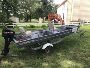 Jon boat for Sale in Clinton, MD